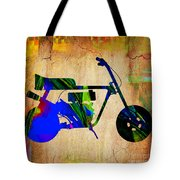 Mini Bike Tote Bag