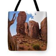 Monument Valley - Arizona Tote Bag