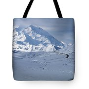 Mount Mckinley Tote Bag
