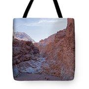 Natural Bridge Canyon Death Valley National Park Tote Bag