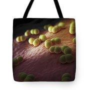 Neisseria Meningitidis Tote Bag