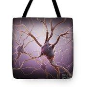 Neuron Tote Bag