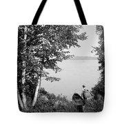New York Adirondacks Tote Bag