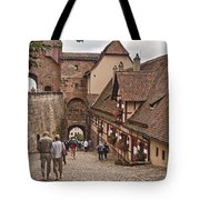 Nurnberg Germany Castle Tote Bag