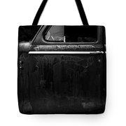 Old Junker Car Open Edition Tote Bag