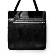 Old Junker Car Tote Bag by Edward Fielding
