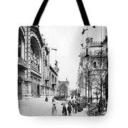 Paris Exposition, 1889 Tote Bag