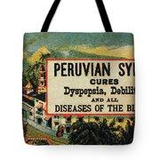 Patent Medicine Tote Bag