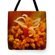 Portulaca In Orange Fading To Yellow Tote Bag