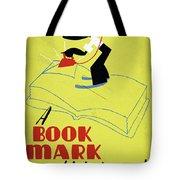 Poster Books, C1938 Tote Bag