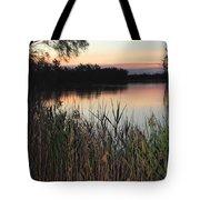 River Murray Sunset Series 1 Tote Bag