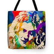 Robert Plant Tote Bag