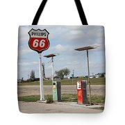 Route 66 - Adrian Texas Tote Bag