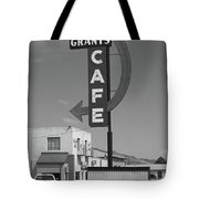 Route 66 - Grants Cafe Tote Bag