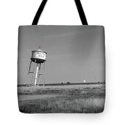 Route 66 - Leaning Water Tower Tote Bag
