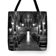 Saint Marks Episcopal Cathedral Tote Bag