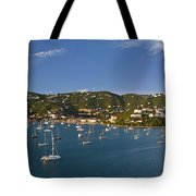 Saint Thomas Tote Bag by Brian Jannsen