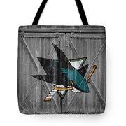 San Jose Sharks Tote Bag