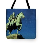 Sculptures Tote Bag