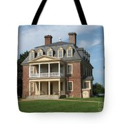 Shirley Plantation Tote Bag