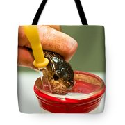 Snake Venom Extraction Tote Bag