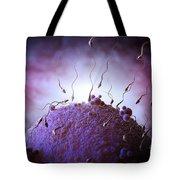 Sperm And Ovum Tote Bag