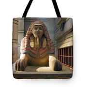 Sphinx Tote Bag