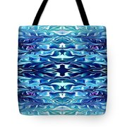 Spot Of Gold Minus 125 Abstract Tote Bag