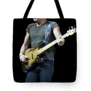 Sting Of The Police Tote Bag