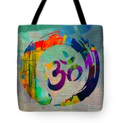 Stream Of Inspiration Tote Bag