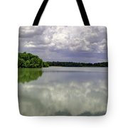 4-summer Time At Moraine View State Park Tote Bag