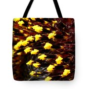 Sunflower From The Color Fashion Mix Tote Bag
