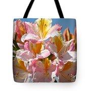 Sunny Petals Tote Bag