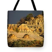 Sunset In An Ancient Land Tote Bag