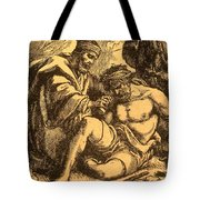 The Good Samaritan Tote Bag by English School