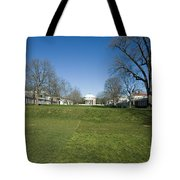 The Rotunda On The Lawn Tote Bag