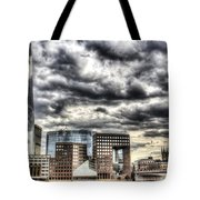 The Shard And South Bank Tote Bag
