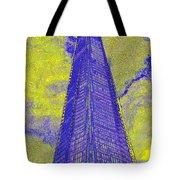 The Shard London Art Tote Bag