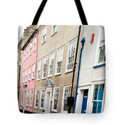 Town Houses Tote Bag by Tom Gowanlock