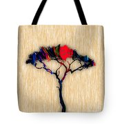 Tree Wall Art Tote Bag