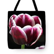 Triumph Tulip Named Jackpot Tote Bag by J McCombie