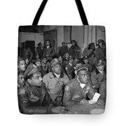 Tuskegee Airmen, 1945 Tote Bag by Granger