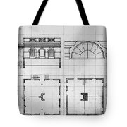 University Of Virginia Tote Bag