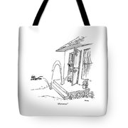 Abstinence! Tote Bag