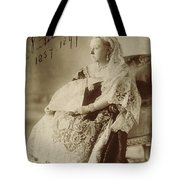 Victoria Of England (1819-1901) Tote Bag