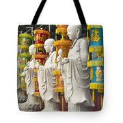 Vietnamese Temple Shrine Tote Bag