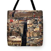 View From Torre Latinoamerican Tote Bag