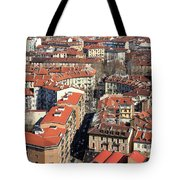View Of Turin Tote Bag