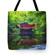 Washingtonville Ny Tote Bag