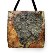 Wasp Nest Tote Bag